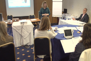 Training for lawyers with Ann Page