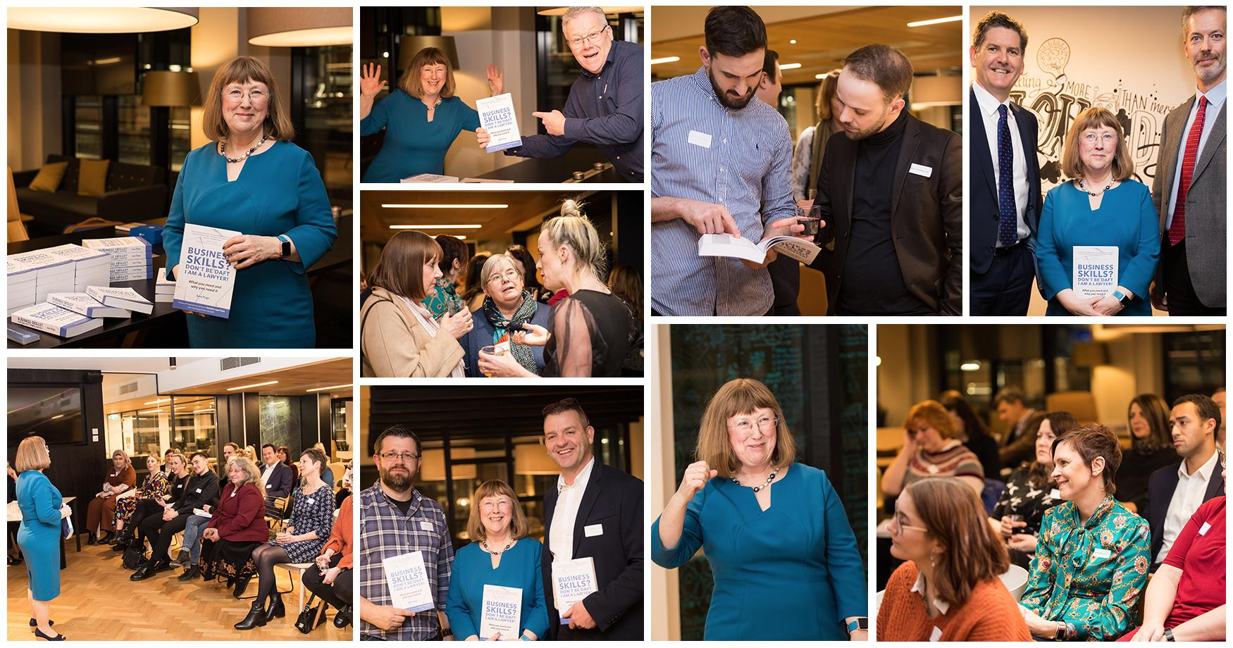 Images from book launch in Leeds